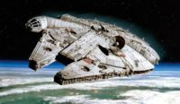 017-06880 1:144 Milenium Falcon Limited