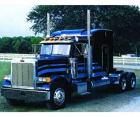 023-510003857 1:24 Peterbilt 378 Long Haul