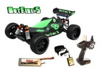 153-3009 Hotfire 5 Buggy, 1:10 Brushles