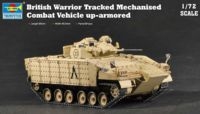 757102 1/72 British MCV80 Warrior up